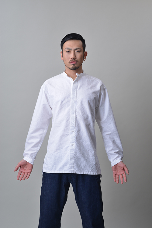 Monk Shirt<br>Great earth #3