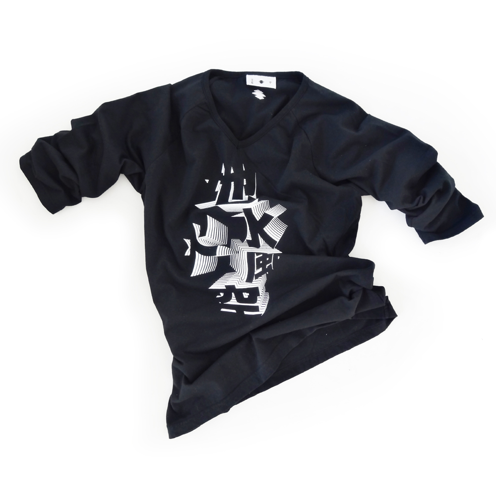 "<div style=""width:60px;display:inline-block;"">model</div> T-shirt #31 ""Five rings""<br><div style=""width:60px;display:inline-block;"">color</div> black<br><div style=""width:60px;display:inline-block;"">material</div> cotton<br><div style=""width:60px;display:inline-block;"">price</div> 8,900JPY(+tax)"