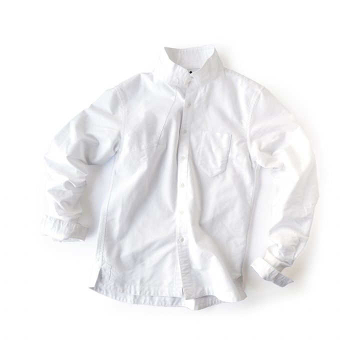 "<div style=""width:60px;display:inline-block;"">model</div> Jinbaori Shirt #16<br><div style=""width:60px;display:inline-block;"">color</div> white<br><div style=""width:60px;display:inline-block;"">material</div> cotton<br><div style=""width:60px;display:inline-block;"">price</div> 21,000JPY(+tax)"