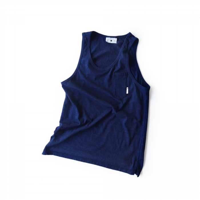 "<div style=""width:60px;display:inline-block;"">model</div> Tanktop #2<br><div style=""width:60px;display:inline-block;"">color</div> indigo<br><div style=""width:60px;display:inline-block;"">material</div> cotton<br><div style=""width:60px;display:inline-block;"">price</div> 8,000JPY(+tax)"