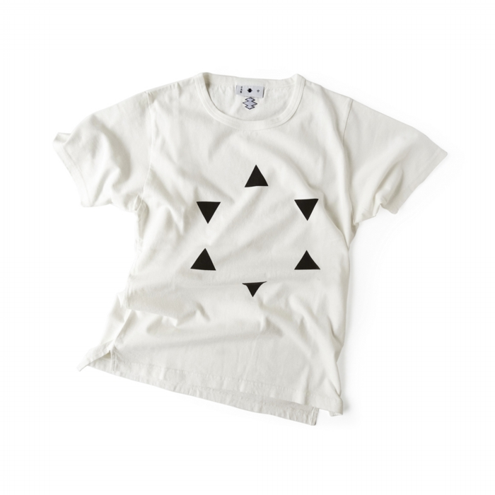 "<div style=""width:60px;display:inline-block;"">model</div> T-shirt #84 ""Hanare-kagome""<br><div style=""width:60px;display:inline-block;"">color</div> white<br><div style=""width:60px;display:inline-block;"">material</div> cotton<br><div style=""width:60px;display:inline-block;"">price</div> 8,900JPY(+tax)"