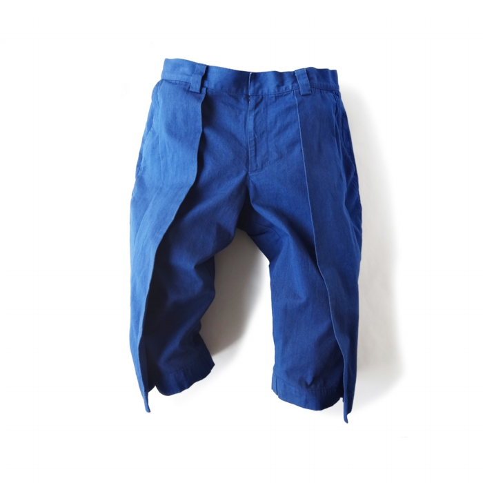 "<div style=""width:60px;display:inline-block;"">model</div> Samurai Pants #8<br><div style=""width:60px;display:inline-block;"">color</div> indigo<br><div style=""width:60px;display:inline-block;"">material</div> cotton<br><div style=""width:60px;display:inline-block;"">price</div> 24,000JPY(+tax)"