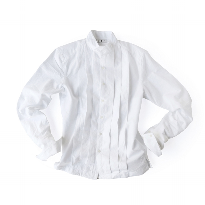 "<div style=""width:60px;display:inline-block;"">model</div> Jinbaori Shirt #15<br><div style=""width:60px;display:inline-block;"">color</div> white<br><div style=""width:60px;display:inline-block;"">material</div> cotton<br><div style=""width:60px;display:inline-block;"">price</div> 22,000JPY(+tax)"