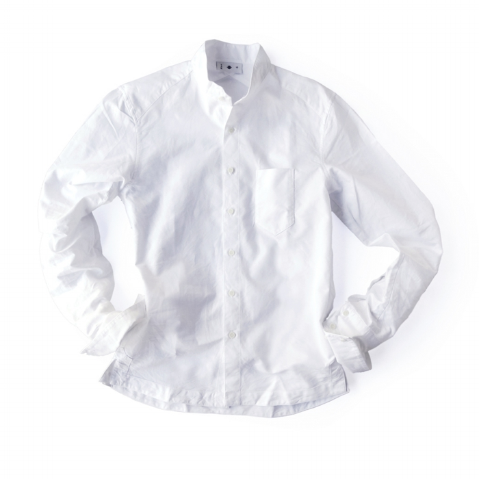 "<div style=""width:60px;display:inline-block;"">model</div> Jinbaori Shirt #14<br><div style=""width:60px;display:inline-block;"">color</div> white<br><div style=""width:60px;display:inline-block;"">material</div> cotton<br><div style=""width:60px;display:inline-block;"">price</div> 19,000JPY(+tax)"