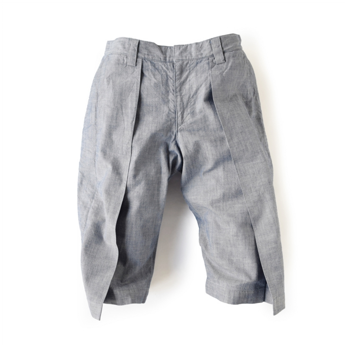 "<div style=""width:60px;display:inline-block;"">model</div> Samurai Pants #8<br><div style=""width:60px;display:inline-block;"">color</div> light indigo<br><div style=""width:60px;display:inline-block;"">material</div> cotton<br><div style=""width:60px;display:inline-block;"">price</div> 21,000JPY(+tax)"