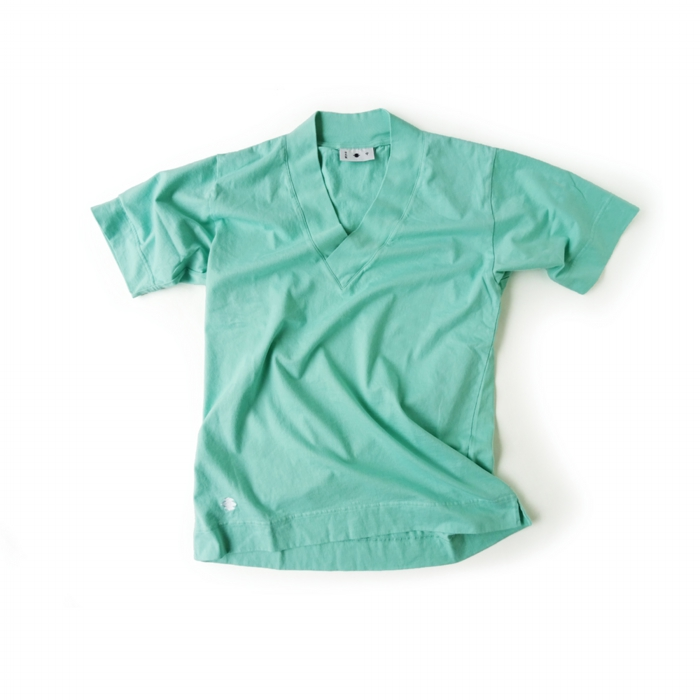 "<div style=""width:60px;display:inline-block;"">model</div> T-shirt #86<br><div style=""width:60px;display:inline-block;"">color</div> jade<br><div style=""width:60px;display:inline-block;"">material</div> cotton<br><div style=""width:60px;display:inline-block;"">price</div> 8,900JPY(+tax)"