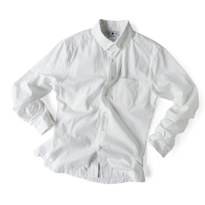 "<div style=""width:60px;display:inline-block;"">model</div> Jinbaori Shirt #22<br><div style=""width:60px;display:inline-block;"">color</div> white<br><div style=""width:60px;display:inline-block;"">material</div> cotton<br><div style=""width:60px;display:inline-block;"">price</div> 19,000JPY(+tax)"