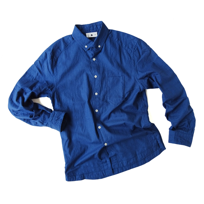 "<div style=""width:60px;display:inline-block;"">model</div> Jinbaori Shirt #22<br><div style=""width:60px;display:inline-block;"">color</div> indigo<br><div style=""width:60px;display:inline-block;"">material</div> cotton<br><div style=""width:60px;display:inline-block;"">price</div> 19,000JPY(+tax)"